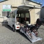 ダイハツ アトレーワゴン フレンドシップ スローパー リヤシート付仕様車