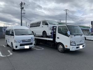 福祉タクシー車両の買取(静岡県)