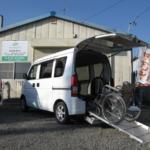 スズキ エブリィワゴン 4WD 車いす移動者 補助シート付