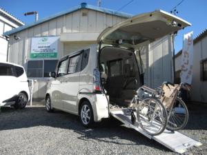 ホンダ N-BOX+ 車いす仕様車